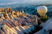 8 Days Istanbul - Ephesus - Pamukkale and Cappadocia Tour